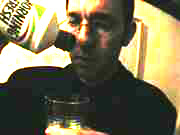 Chris tries to drink Morning Fresh detergent