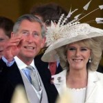 Prince Charles and Camilla's wedding was almost runied by natives firing arrows at the happy couple. Luckily they all landed in Camillas hat.