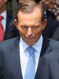 The Evil Tony Abbott
