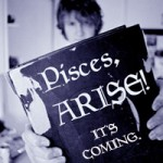 grant with book MED 150x150 Pisces Arise   Short Film Teaser